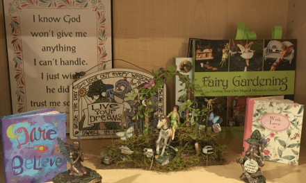 Fairy Gardens: The Inspiration for My New Mystery Series by Daryl Wood Garber