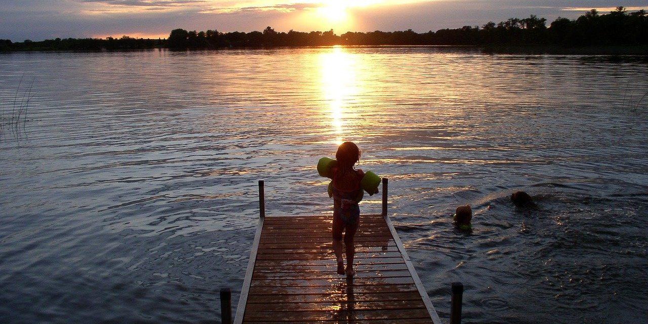 Swim Lessons Memories by Carol R. Sunde